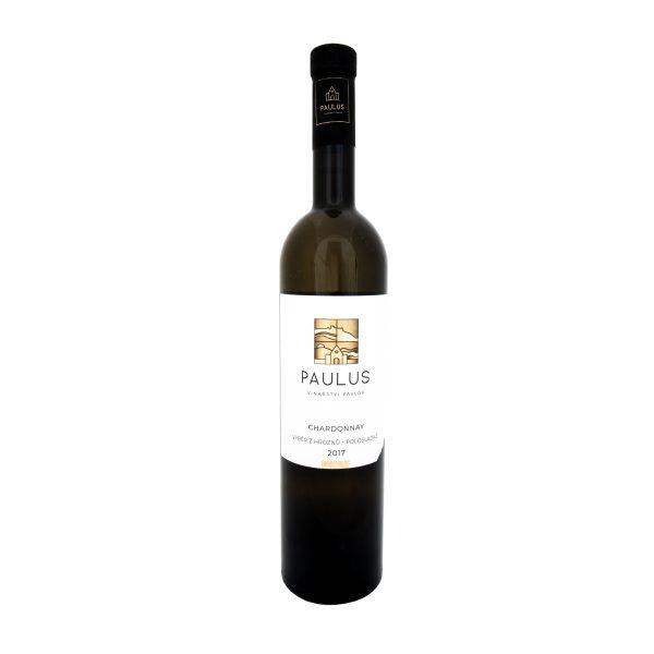 Chardonnay 2018 Výběr z hroznů – VINAŘSTVÍ PAULUS PAVLOV